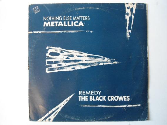 Lp Metallica - Nothing Else Maters - Single 12 Mix 1992