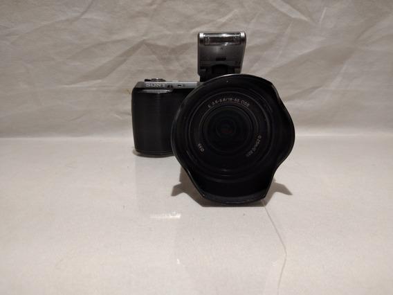Maquina Fotográfica Sony Nex-c3 Conserto Retirada Peças