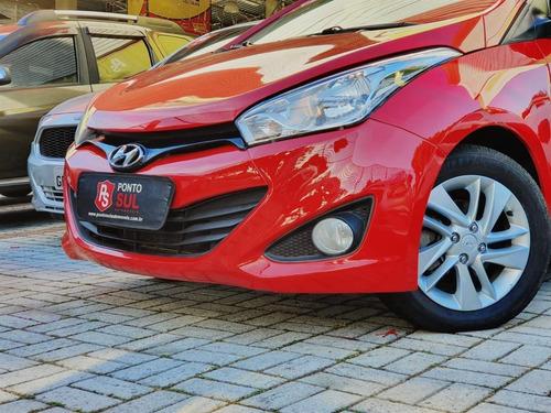 Imagem 1 de 12 de Hyundai Hb20  1.6 Premium (aut) Flex Automático