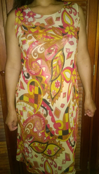 Vestido Reversible Talla 8