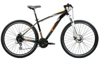 Bicicleta Olmo All Terra Attack 24 Velocidades Disco Hidráulico Rod 29 - Star Cicles