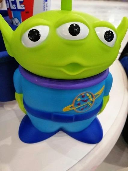 Alcancia Pizza Planeta Marciano Aliens Toy Story 4