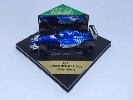 Miniatura Onyx Ligier Renault Js39 Olivier Panis 1/43