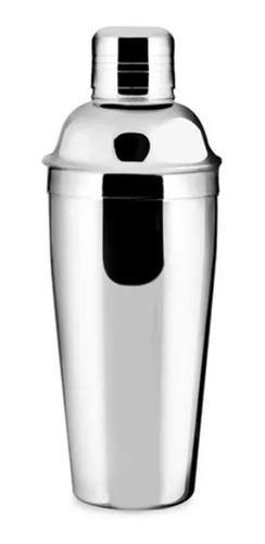 Coqueteleira Aço Inox 750 Ml Drink Caipirinha Gin Bebida
