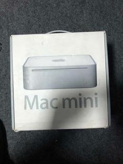 Mac Mini Power Pc G4 512 Ram 80 Gb Wifi En Caja