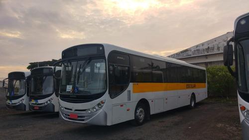 Onibus Motor Dianteiro Caio Apache Mb Escolar Torino/busscar