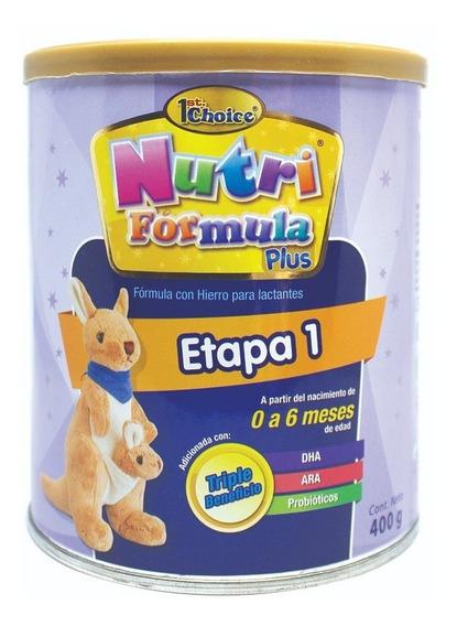 Nutrifórmula Inf Etapa 1 (0 A 6 Meses) Pack Con 6 Latas