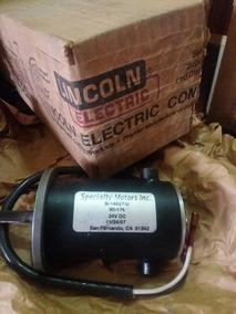 Motor Alimentador Alrame Lincoln M-14827-u 90-174 24vdc