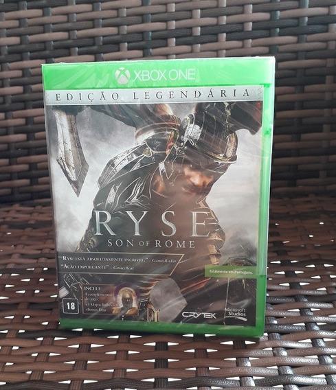 Ryse Son Of Rome Legendary Edition Xbox One Novo Lacrado Pt