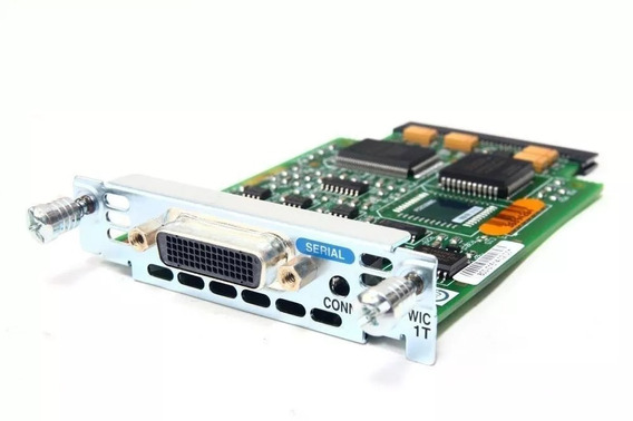 Modulo Cisco 800-01514-02 28-1688-02 Wic-1t Interface Serial