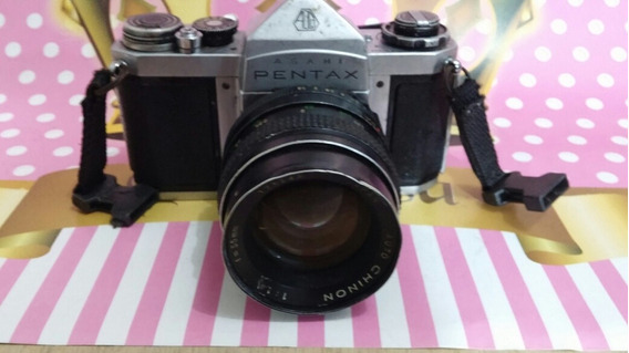 Câmera Pentax Asahi