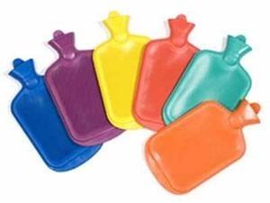 Bolsas Agua Caliente Bremen Colores Varios X 5 Unidades