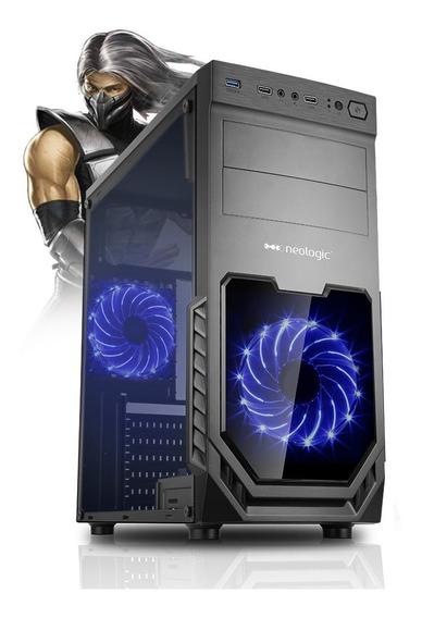 Pc Gamer Neologic Nli81398 Intel I3-9100f 8gb (gtx 1660) 1tb