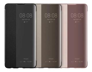 Huawei P30 Pro/ Mate 20 Pro Funda Flip Cover S-view Original