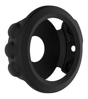 Runtech - Funda Protectora Para Reloj Garmin Fenix 5x (silic
