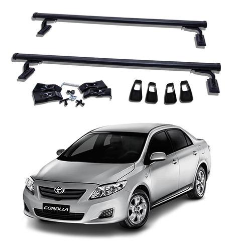Porta Equipaje Auto Toyota Corolla Barras P/equipaje Cuotas.