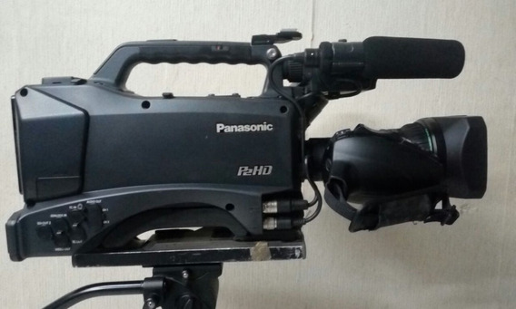 Camera Panasonic Hpx370 P2 Full Hd