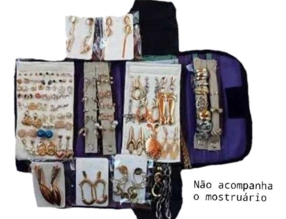Kit Com 20 Semijoias Banhadas No Atacado Para Revender