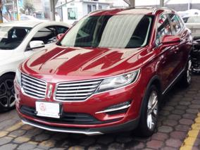 Lincoln Mkc 2016 2.3 Reserve 4 Cilindros Maximo Lujo