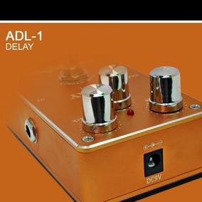 Pedal Delay Aroma Adl-1 True Bypass Guitarra