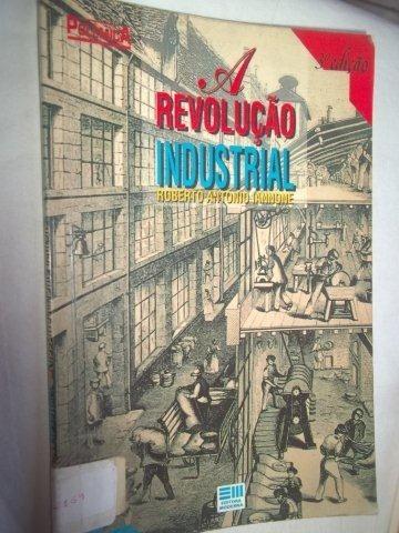 * Livro - A Revolução Industrial - Infanto Juvinil