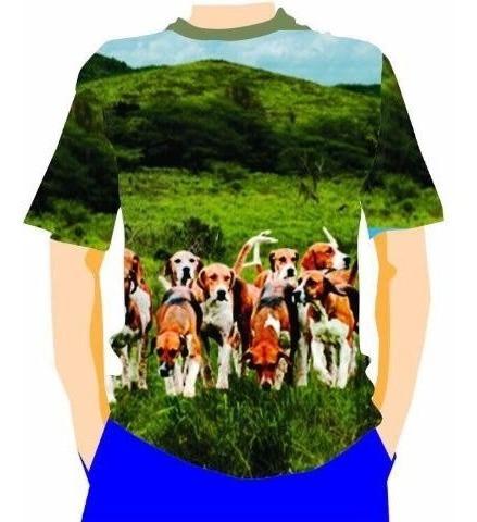 Camiseta Manga Curta Caçadores Brs - Foxhound 2