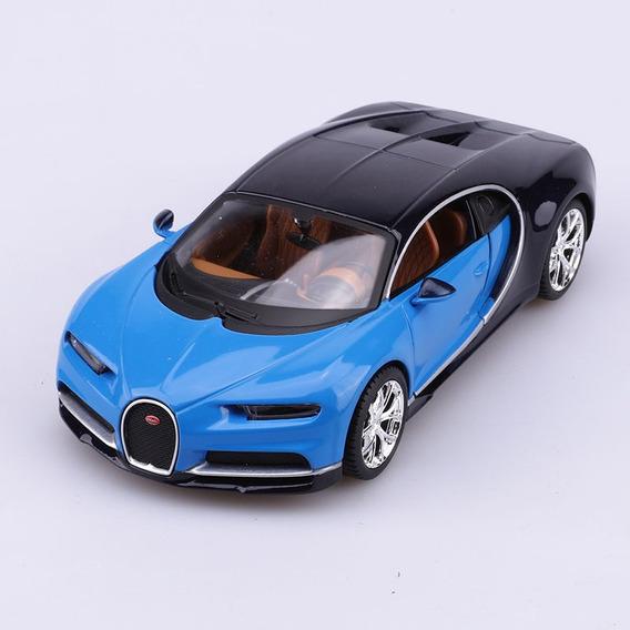 Bugatti Chiron 2017 1/24 Ed Especial Maisto.único En M.l