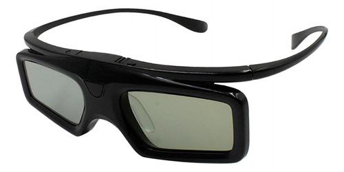 Imagen 1 de 10 de Gafas 3d Dlp Link Gafas Recargables Para Todos Los