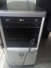 Computador Completo Kelow Lg + Impressora Hp