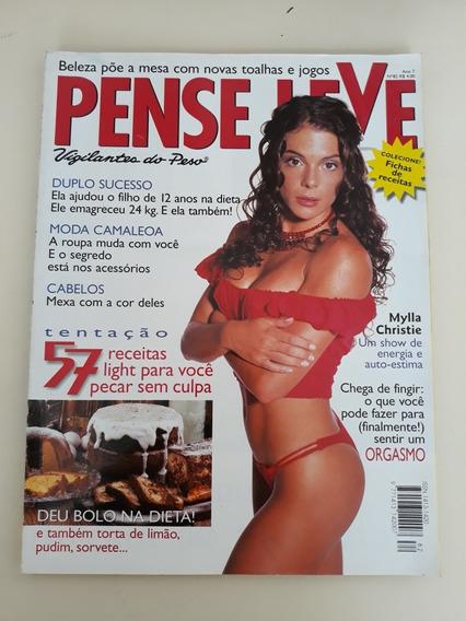Revista Pense Leve 82 - Mylla Christie