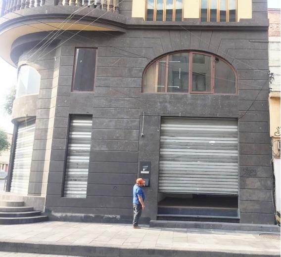 Local Comercial A Pie De Calle, En El Centro De La Cdmx