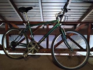 Bicicleta Mountain Bike 21 Cambios. Accesorios Shimano.