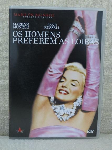 Dvd Os Homens Preferem As Loiras Marilyn Monroe Original