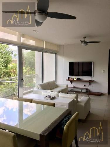 Departamento En Venta Yucatan Country Club Anthea