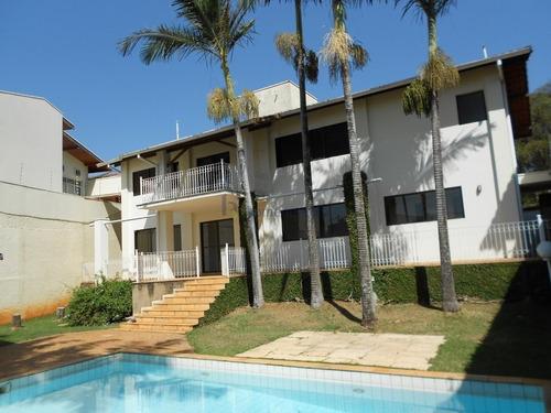 Casa Com 5 Dormitórios À Venda, 375 M² Por R$ 2.250.000,00 - Vila Brandina - Campinas/sp - Ca3748