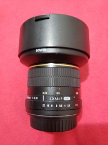 Lente Manual Grande Angular Bower 14mm F2.8 - Canon