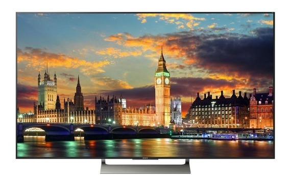 Smart Tv Hdr 55 Sony 4k X-reality Pro, Android, 960hz