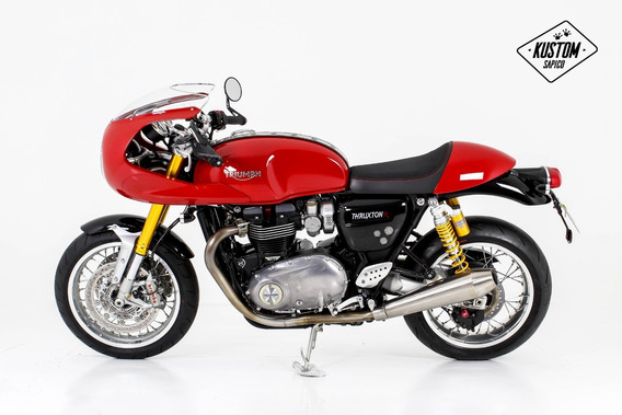 Triumph Thruxton 1200 R