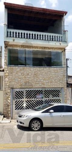 Casa Sobrado A Venda Em Vila Yolanda  -  Osasco - 37006