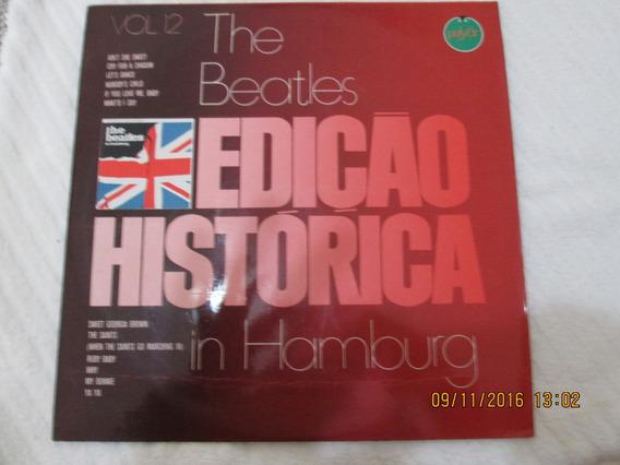 Lp Disco Vinil Beatles Ediçao Historica