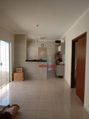Casa À Venda, 126 M² Por R$ 575.000,00 - Vale Florido - Piratininga/sp - Ca2661