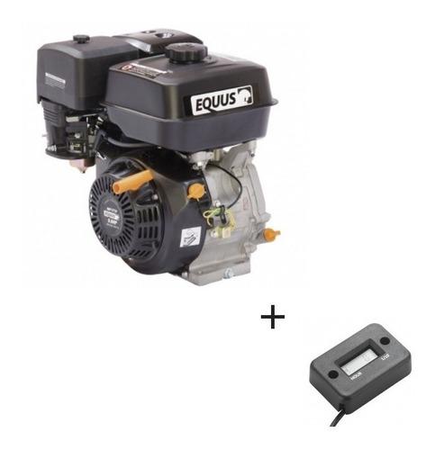 Motor Nafta  Equus 4 Tiempos Ohv 9hp 270cc +horimetro