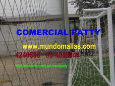 Mallas De Campos Deportivos De Futbol Voley Basquet Tennis