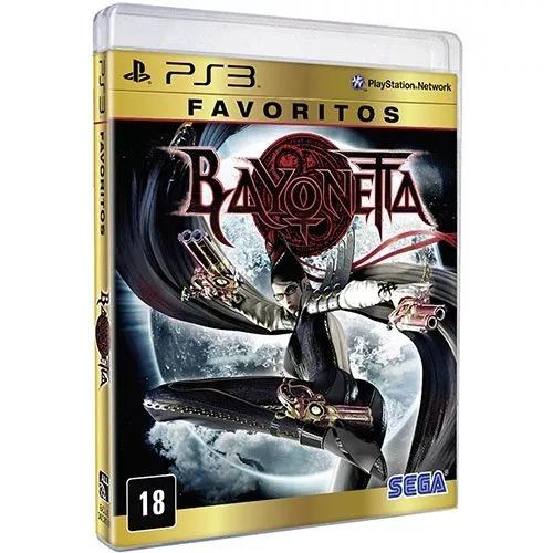 Bayonetta - Midia Fisica - Novo - Ps3 - Favoritos