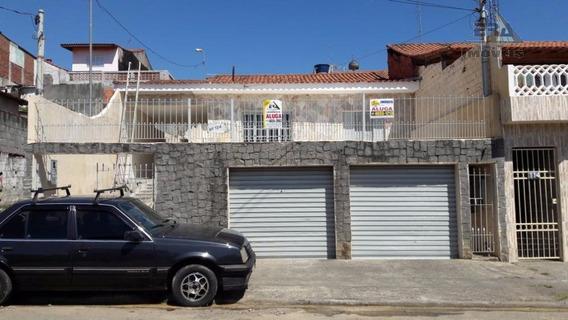 Casa Residencial Para Locação, Parque Rodrigo Barreto, Arujá - Ca0327. - Ca0327