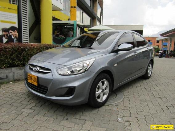 Hyundai Accent Advance Mt1400cc