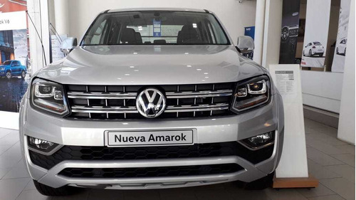 Volkswagen Amarok 2.0 Highline At 4x2 Ant. Y Tasa Esp.vw Mz