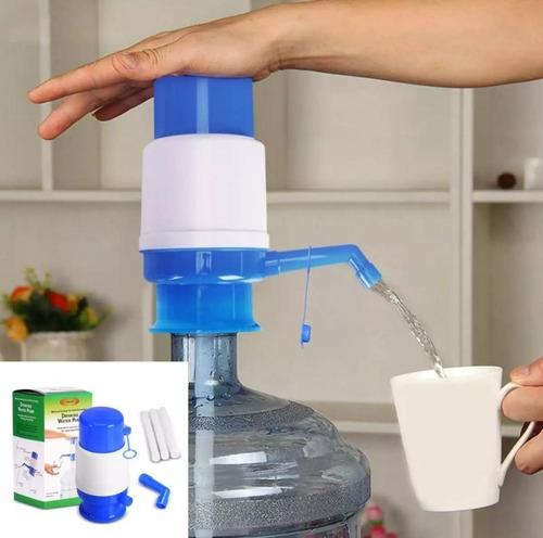 Dispenser De Agua Bomba Manual Bidon Jugo Bebidas Cerveza Xl