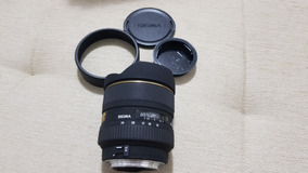 Lente Sigma 12-24 Ex Para Canon