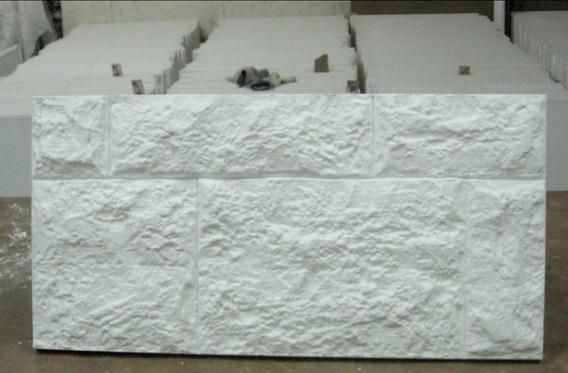 Placa Antihumedad Piedra Revestimiento Decorativo Pared